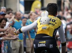 tour de france 2015 with miffy
