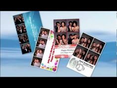 DIY Photobooth. Download the software onto a laptop, provide a box of props, and your photo booth is ready to go! $59