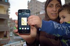 The power of smartphones and the Internet, from the point of view of Egyptians