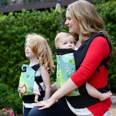 Why Wear Babies? Where Do We Start? Click through for an informative article on the reasons and benefits of using a baby carrier by Boba founder Elizabeth Antunovic.