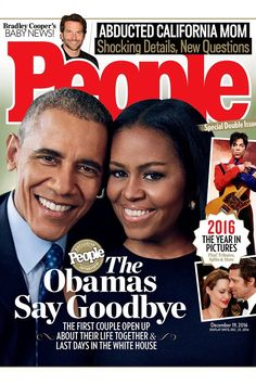 People Magazine, December 2016 issue.