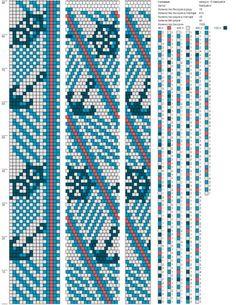 15 around tubular bead crochet rope pattern Crochet Bracelet Pattern, Crochet Beaded Bracelets, Bead Crochet Patterns, Bead Crochet Rope, Beading Patterns, Beaded Beads, Loom Beading, Bead Art, Bead Weaving