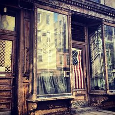 Americana- Store Front