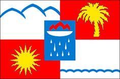 Sochi city flag. City Flags, Crests, Russia, Symbols, Olympics, Image, Art, Flags, Badges
