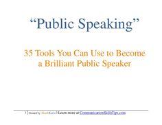 35 public-speaking-tools