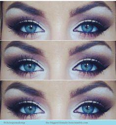 Fotos de moda | Cómo maquillar los ojos correctamente | http://soymoda.net