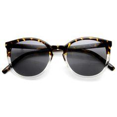 9a6ff8cbee Vintage Inspired Dapper Round P3 Key Hole Fashion Sunglasses 9433