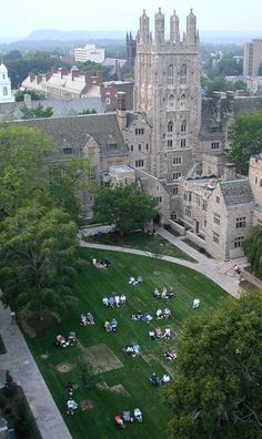 Yale University - Connecticut, USA. Many people think i'm gifted or smart. The truth is everyone is. i want to reach my full capacity, by going to Yale University. Go Yale!