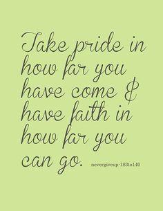 Faith. / Quotes