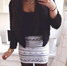 #Style #BlackAndWhite