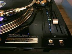 Technics SL-1200 GLD turntable