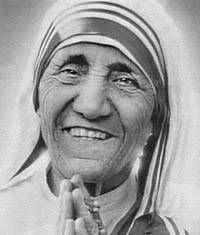 Dez pensamentos de Madre Teresa de Calcutá