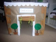 Gifts Created: Cubby House