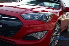 Soon to come 2013 Genesis Coupe..