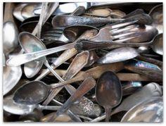 Brocante silver