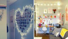 decoração, pisca pisca, luzes,