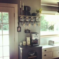 Coffee Bar cabinet