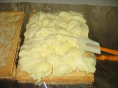 Romanian Food, Romanian Recipes, Creme Caramel, Easy Desserts, Scones, Mashed Potatoes, Bakery, Sweets, Cheese