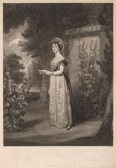 Madame Vestris as Mrs Page in The Merry Wives of Windsor. Samuel William Reynolds, born 1773 - died 1835 (engravers (printmakers). Lover, Samuel (artist).