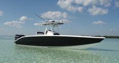 New 2012 Carrera Boats 32 CC Center Console Boat
