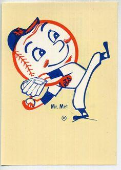 new york mets - Fan Shop: Sports & Outdoors New York Mets Baseball, Baseball Art, Baseball Mascots, Ny Mets, Baseball Tattoos, Baseball Display, Team Mascots, Baseball Stuff, Sports Team Logos