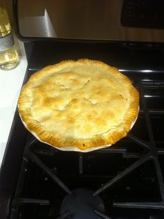 One Day at a Time: Friday Recipes: Chicken Pot Pie!