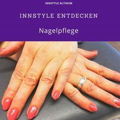 1-InnStyle — 🚫Nagelpflege - gepflegte Hände schöne Nägel🚫 ... Professional Nails, Elegant Nails, Nail Care, Nice Asses, Pictures