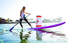 Brody Welte of PaddleFit shares a water workout to help you get fit this fall season.