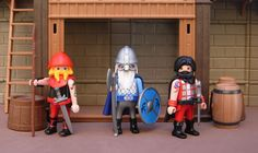 MOP - MAD ON PLAYMOBIL : Custom