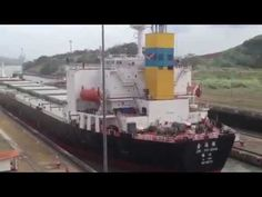 Panama Canal - Miraflores Locks in Action     Lilly & Associates International is showing you the Miraflores locks of the Panama Canal in action. We could not be more excited for the expansion of the canal to make way for the large ocean tankers, know as post-Panamax ships.