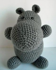 Hippo - $3.00 by Gina Renee' Padilla