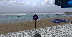 Sede de Universo Creativo SL, área Recreativa (Playa)