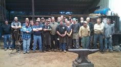 Group picture of the Jake James workshop.