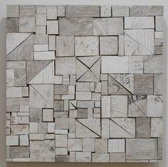 Piece Work - Chartwell Collection of contemporary art. Rosalie Gascoigne: