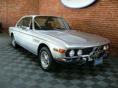 1972 BMW 3.0 CS Coupe