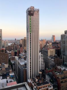 30 East 31st Street's Signature Lattice Cladding Gets Closer to Completion in NoMad - New York YIMBY