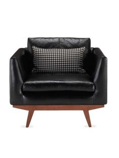 Arden Chair by Benchmade by Brownstone on Gilt Home    Measures 38 inches in width by 36 inches in depth by 29 inches in height