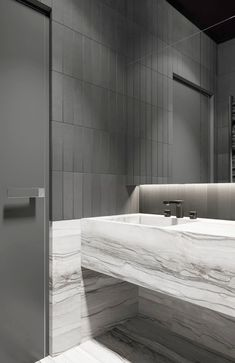 Luxury Bathroom Ideas is unquestionably important for your home. Whether you pick the Luxury Bathroom Master Baths Beautiful or Luxury Bathroom Master Baths Glass Doors, you will create the best Small Bathroom Decorating Ideas for your own life. Interior Modern, Bathroom Interior Design, Interior Architecture, Purple Interior, Luxury Interior, Interior Ideas, Bathroom Design Inspiration, Bad Inspiration, Design Ideas