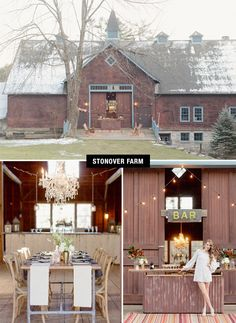 Made the list of Top 24 places to have a barn venue in the United States!  Congrats Stonover Farm.