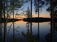 Luonnonrauhaa Hirviniemessä Koskenpäässä. Natural peace at Hirviniemi, Koskenpää. http://www.facebook.com/MatkaMaalle http://www.keskisuomi.net/ http://www.centralfinland.net/
