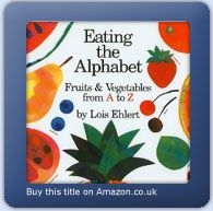 Eating an alphabet of fruit and vegetables