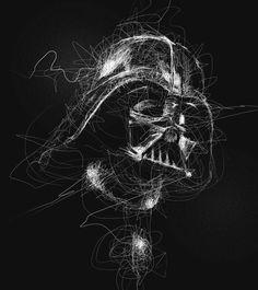 37 meilleures images du tableau dark vador dessin en 2019 - Dessin de dark vador ...