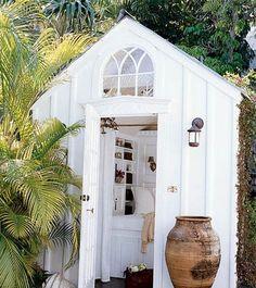 Just a garden retreat, but so sweet!