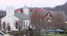 Christ Episcopal Church...Clarksburg, WV