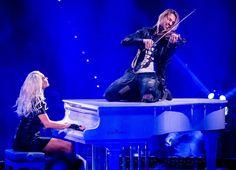 Valentina Babor & David Garrett - 10.10.2015