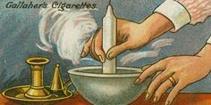 Before Pinterest there was ... cigarette cards?