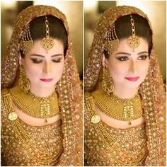 beautiful bridals of Pakistan