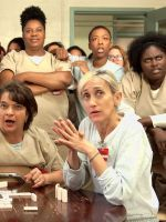 Orange Is The New Black Rang In The Oscars Inmate-Style  #refinery29