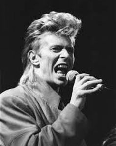 """""""...You were a talented child You came to live in our town We never bothered to scream When your mask came off..."""" #TimeWillCrawl#NeverLetMeDown#GlassSpiderTour#DavidBowie#Bowie#bowieisourstar"""