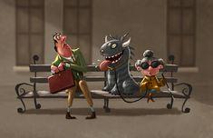 Bus Stop | Joel Santana